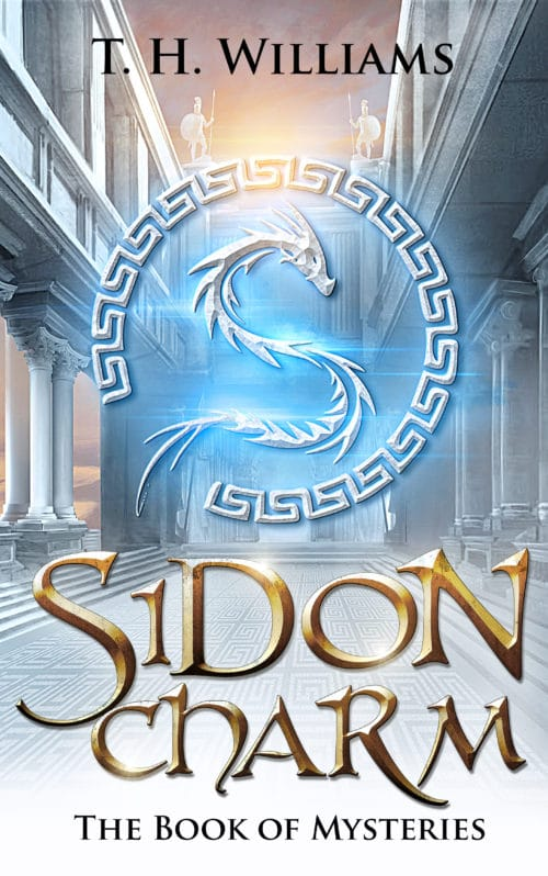 A new fantasy book for teens featuring magic, mythical beasts, and a world of adventure for a seemingly ordinary lad named Sidon Charm.