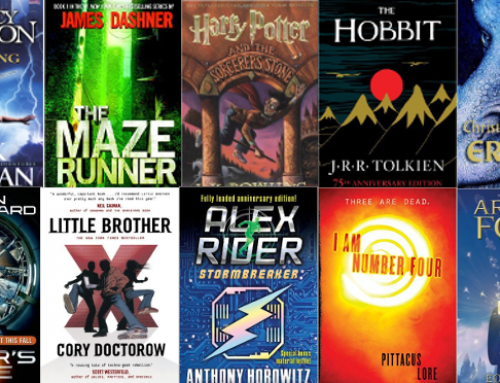 10 Best Fantasy Books for Boys and Young Men