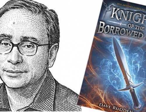 Goosebumps Author R.L Stine Recommends Nights of the Borrowed Dark